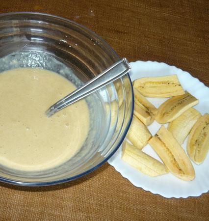 Pâte au Quatre-épices et Banane Plantain