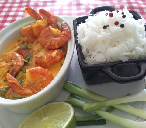 Comment préparer des crevettes 3 poivres