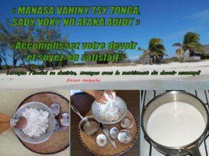 Comment faire le lait de coco