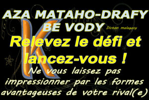 Proverbes et dictons