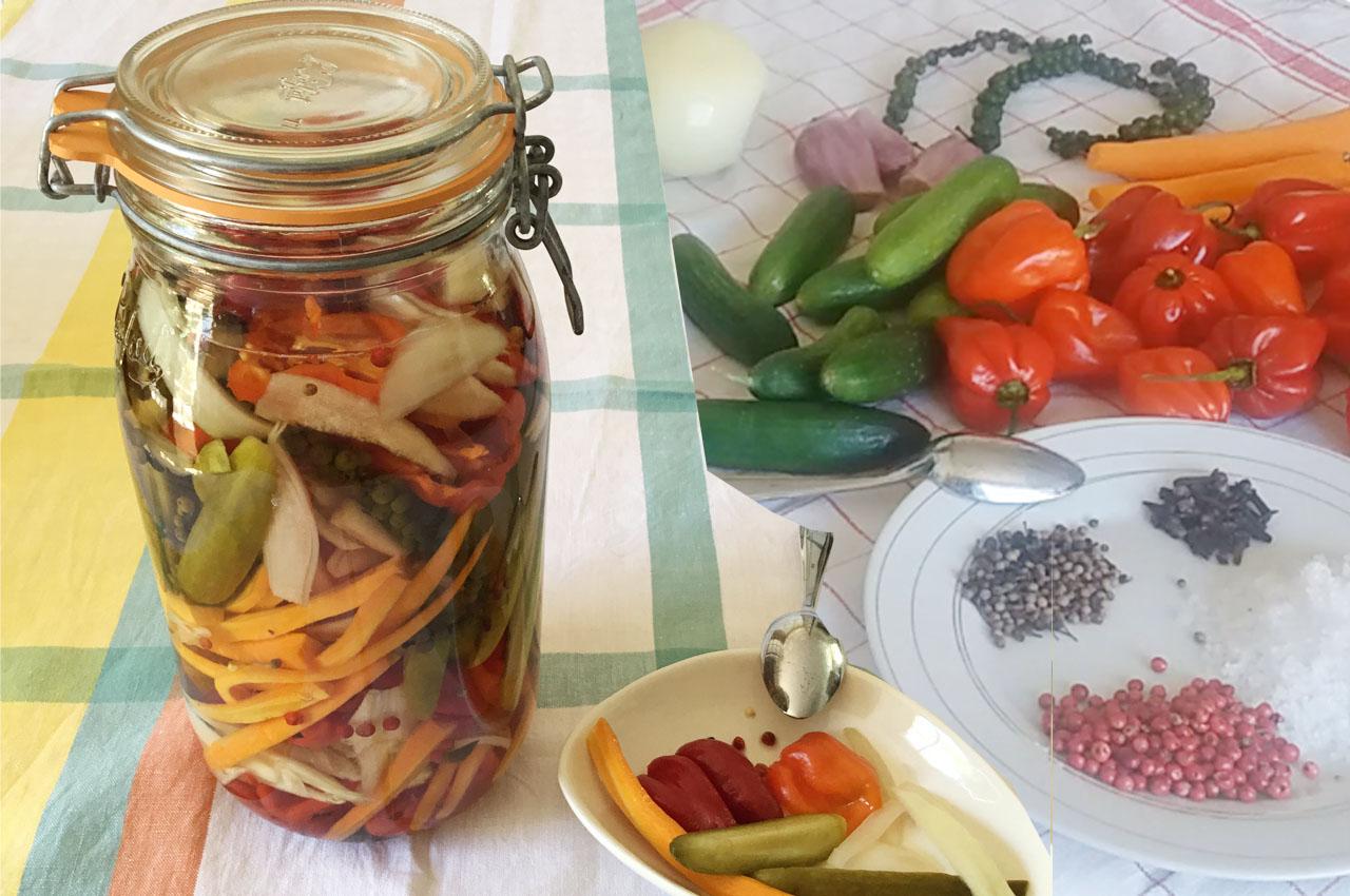 Piment confit – Sakay, Légumes et épices de Madagascar