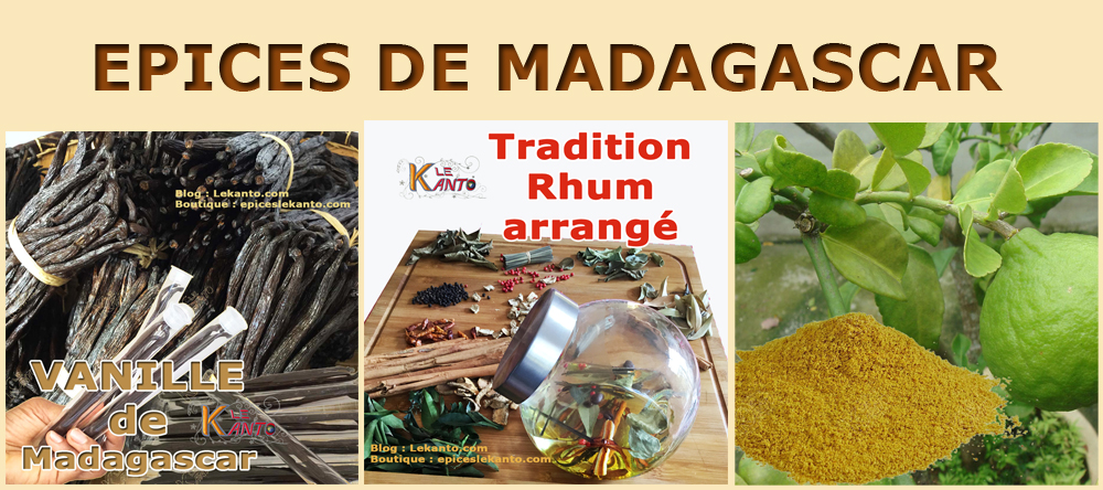Epices de Madagascar