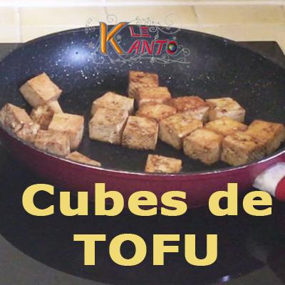 Tofu du ragoût de légumes