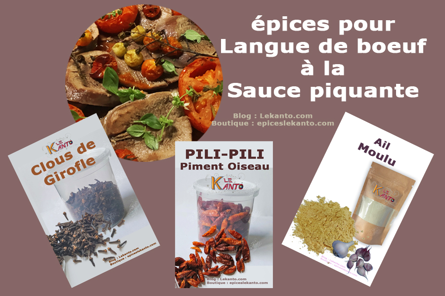 épices pour langue de boeuf