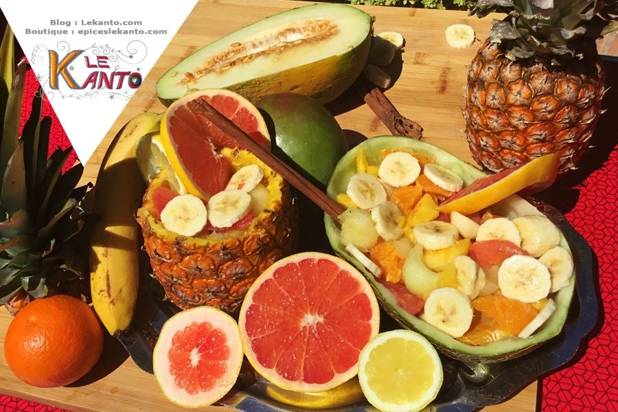 Les fruits de Madagascar