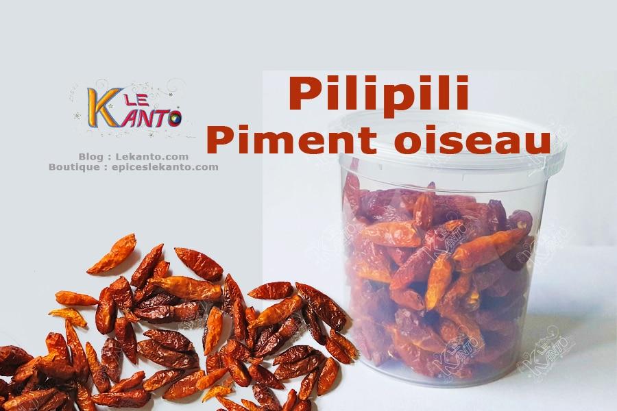 Pili_pili pour huile à pizza