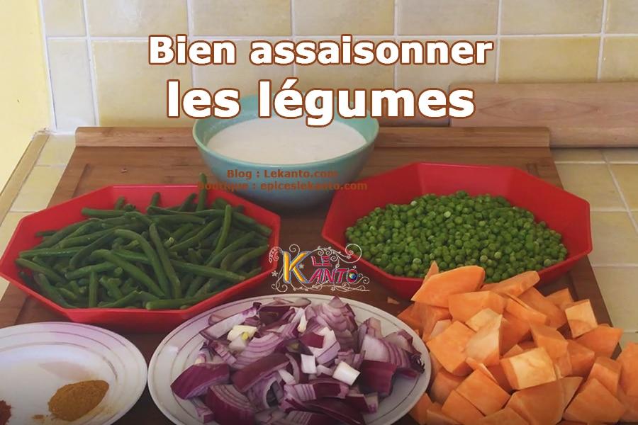 Ragoût de légumes