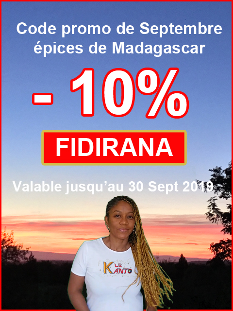 les épices le Kanto Madagascar