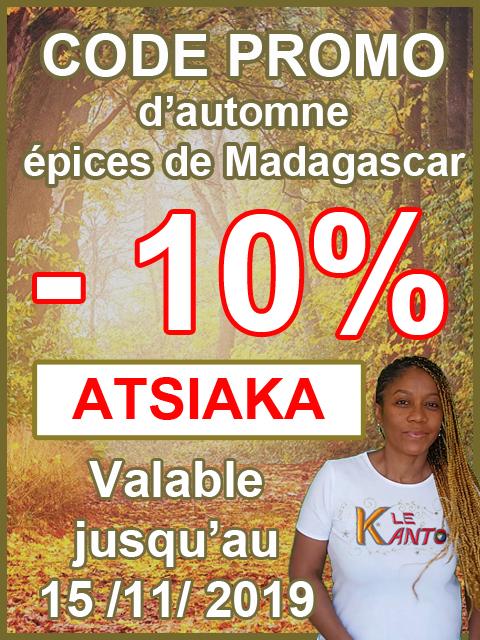 Épices de Madagascar