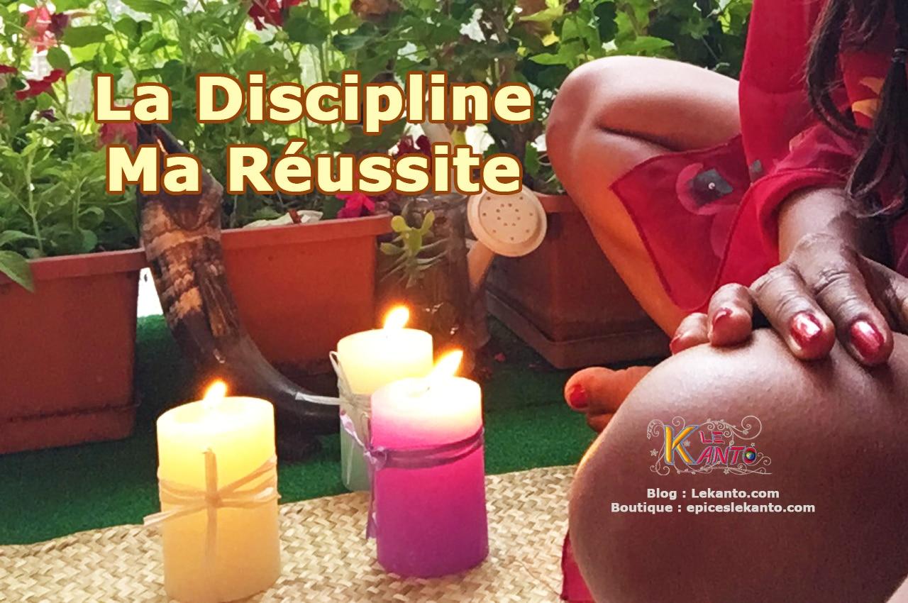 DISCIPLINE | CLE DE REUSSITE DE TOUTE ENTREPRISE